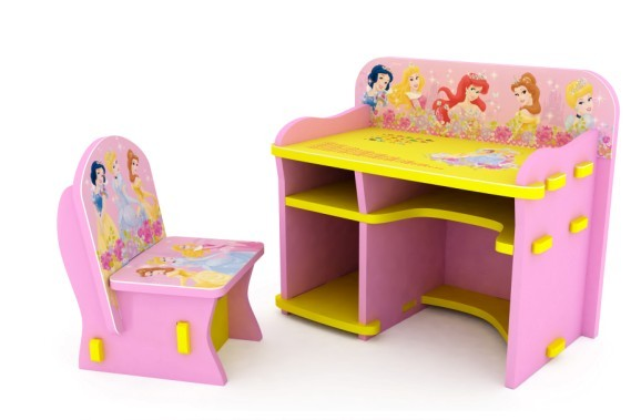 Princess Desk Chair